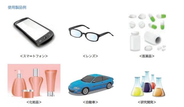 大阪油化工業 製品例