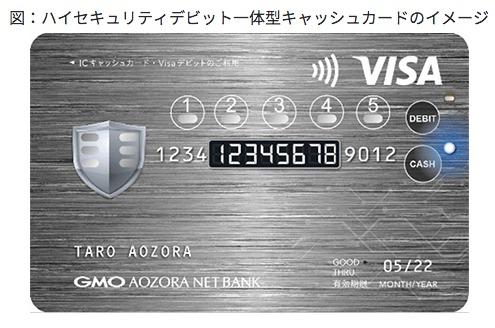 ハイセキュリティデビット一体型キャッシュカードのイメージ-min