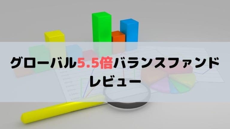 グローバル5.5倍バランスファンドが誕生。 (2) (1)